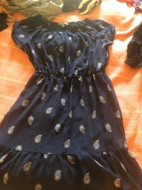 New summer M dress (cover up) DAISY FUENTES Secaucus
