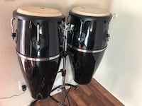 two black-and-gray drum set Chino Valley, 86323