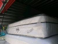 queen pillowtop mattress Anaheim, 92806