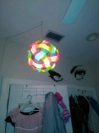 Hanging Magic Light Mobile