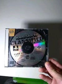 Warhawk ps1 playstation