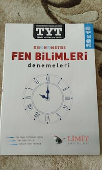 LİMİT 40lı TYT FEN DENEMESİ