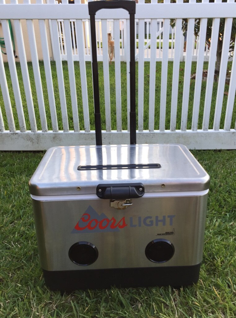 Letgo Coors Light Stainless Steel And Bl In Alafaya Fl