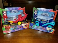 PJMASKS SPEED BOOSTER Centreville, 20120