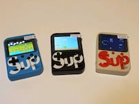 Sup Game Plus Handheld Video Game Console. 400-1