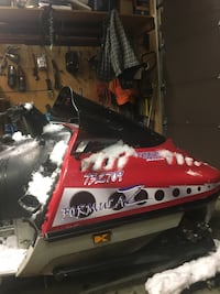 1994 formula Z. Parting out complete machine