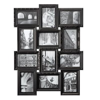 Black photo collage frame Edmonton, T5X 3S1