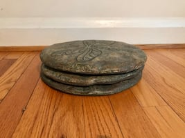 Concrete Stepping Stones (3) - New