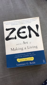 Zen book: art of making a living Vancouver, V5Y