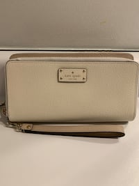 QUICK SALE-$55 BNWTS KATE SPADE GROVE STREET DOUBLE ZIP WALLET Toronto, M9W