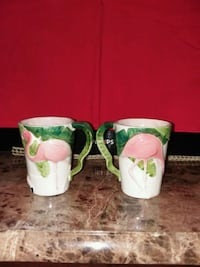 Flamingo Mugs by Vander Youngstown, 44505