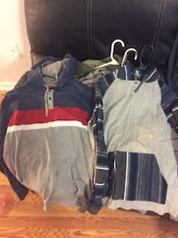 Size m 30for both  Buda, 78610