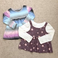 2 gap tops size 2- worn once Mississauga, L5M 0C5