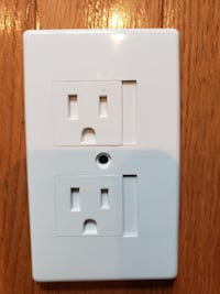 Safety Innovations Self-closing Standard Outlet Covers Manassas