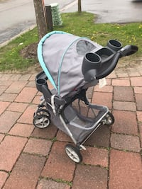 Graco stroller with car seat and base ! Vaughan, L6A 3A5