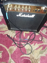 Amp Stand And Hook Up