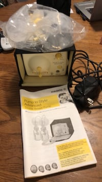 Never used-medela pump in style advanced Charleston, 29407