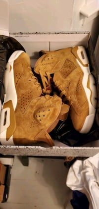 Nike Air Jordan 6 Wheat Toronto, M4C 1W7