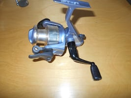 Fishing reel like new, Daiwa 2505 Regal