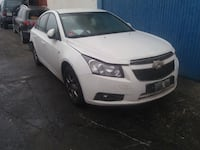 DESPIECE CHEVROLET CRUCE Murcia