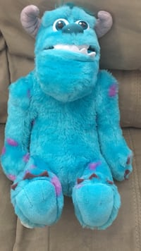 Monsters Inc Toy (Sulley) Edmonton, T6J 5V4