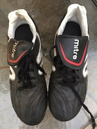 Two pairs soccer shoes Toronto, M1H 2G6