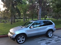 BMW X 5 2002 runs great , smog passed , registered already, have title  , 2002 extra clean with a lot of upgrades 20 inch rims and tires Glendale, 91202