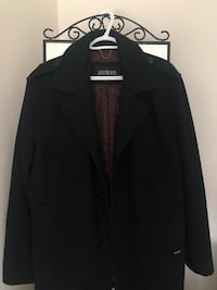 Men's GUESS Black Coat Markham, L3R