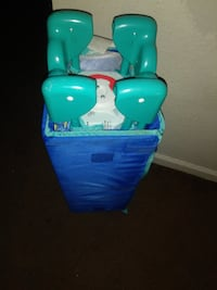 Pack and play playpen