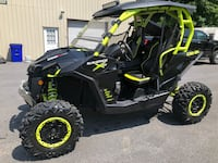 2016 Canam Maverick XDS 1000 Turbo. Has 33 hrs and