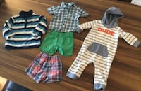 Baby clothe ( good condition ) Lachine
