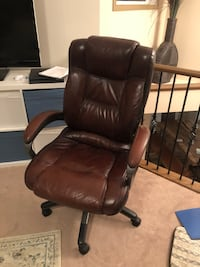 Office Chair-leather
