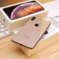 rose gold iPhone 6s with box BOSTON