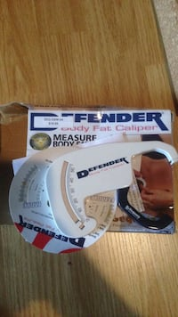 white fender body fat caliper Surrey, V4A 1X6