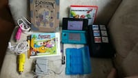 assorted Nintendo DS game cartridges Cambridge