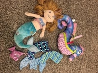 Groovy Girls Dolls and Accessories (large lot) Cambridge, N1S 3J8