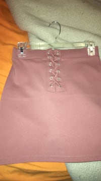 Lace-up pencil skirt Seattle, 98126