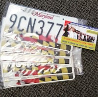 1 year Maryland or Virginia Tag&Title Comes With Exception sticker Suitland, 20746