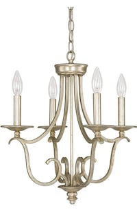 Brushed Nickel Chandelier  Alexandria, 22312