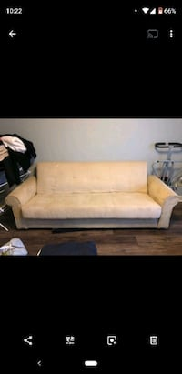FREE sleeper sofa-must pick up!! Fairfax, 22033