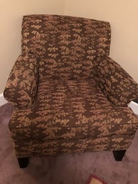 Comfy Brown Chair