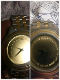 Gold watch 3 microcon 18 kt! Calgary, T2K 6A6