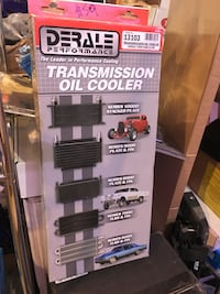 Universal Derale Transmission cooler 7000 series tube and fun.BRAND NEW  Indianapolis, 46227