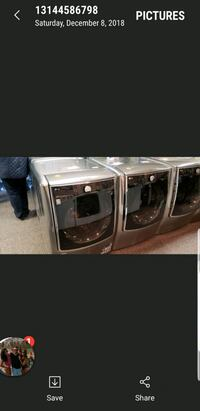 Washers sets 40 down pay as you go no credit check St. Louis, 63146