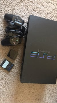 PS2 with wired controller & 8MB memory card Montgomery Village, 20886