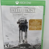 Star Wars Battlefront Ultimate Edition FREE FOR 5 PACKS OF CIGARETTES LASVEGAS