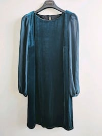Alison Hayes velvet dress 549 km