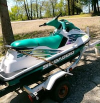 Sea doo For Sale Just in the Nick of time. Weather Drummonds, 38023