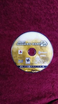 Call Of Duty Modern Warfare 2 game for PS3 Las Vegas, 89115