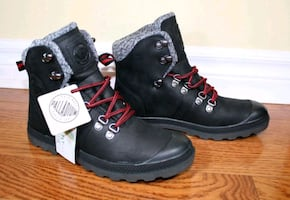 Women's Palladium Hiking Boots